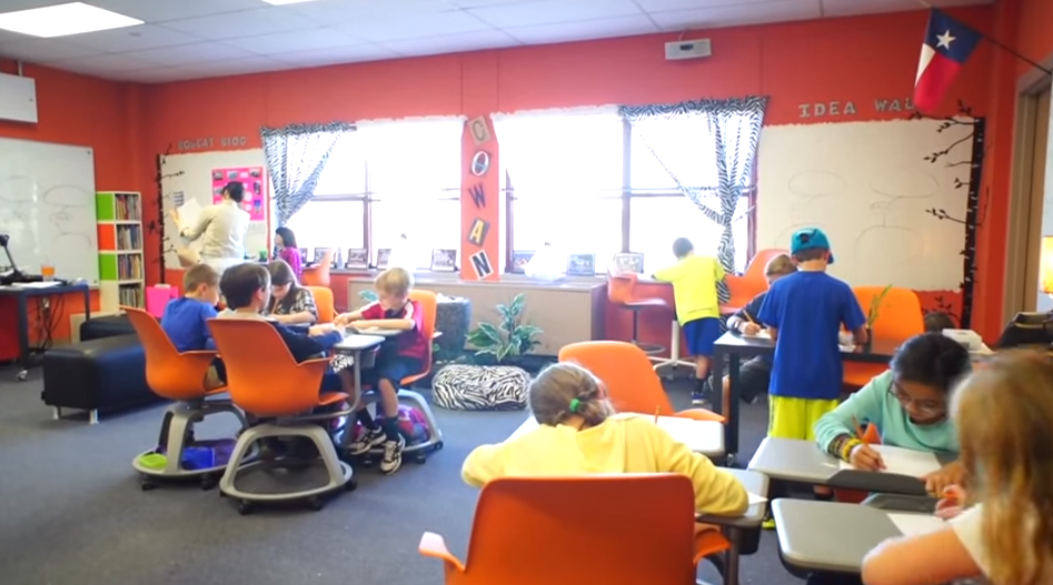 Five Ideas to Maximize Classroom Space with an Engaging Design