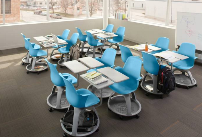 Five Ideas To Maximize Classroom Space With An Engaging Design Imagine Schools