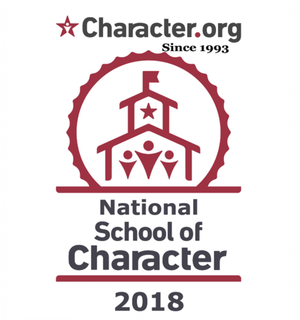 Character.org National School of Character 2018